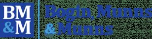 Bogin, Munns & Munns Logo