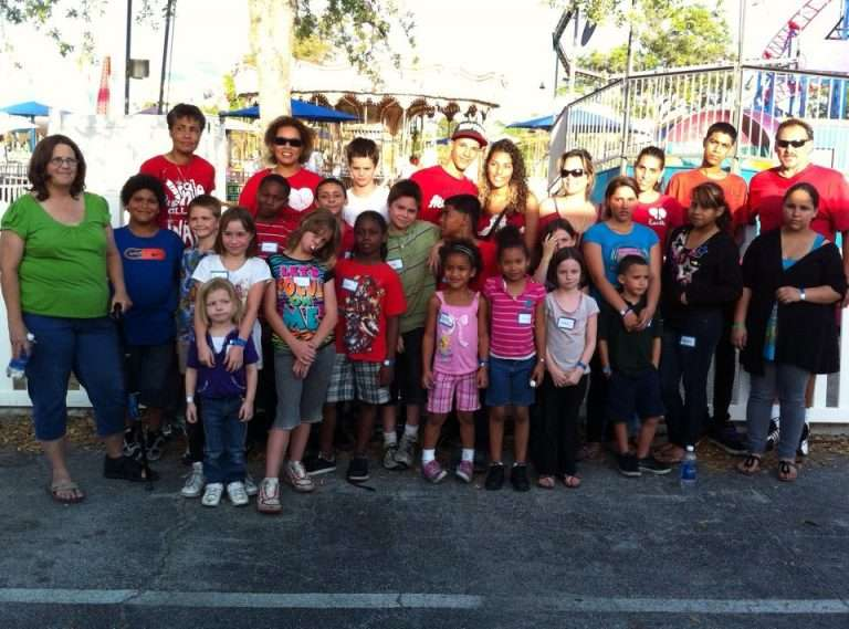 We took some children from motel on a summer break field trip to Old Town
